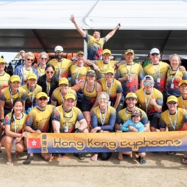 Typhoons Dragon Boat Club